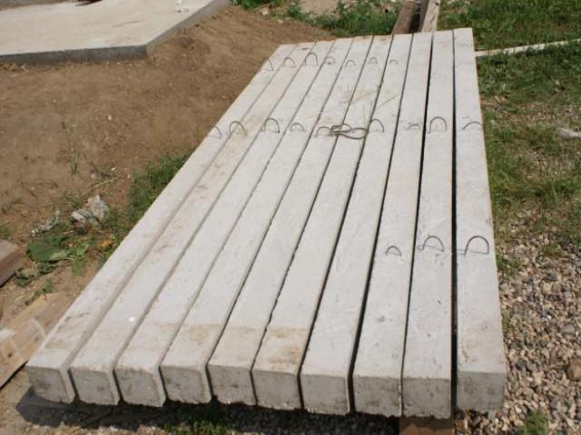 бетонные столбики одесса